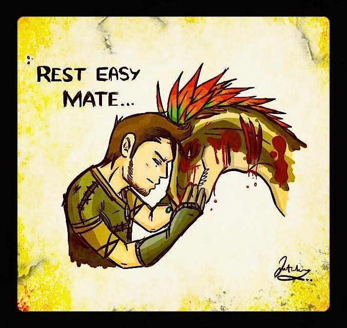 Rest Easy Mate - ARK: SURVIVAL EVOLVED by DjayMasi on DeviantArt