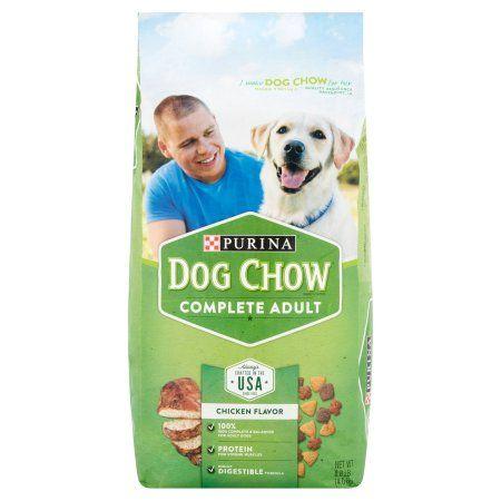 Purina Dog Chow Complete Adult Dog Food 8.8 lb. Bag