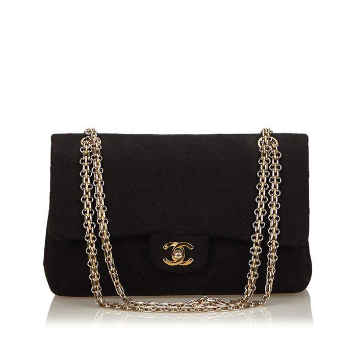 301e8f021c Black Fabric, Gucci, Medium, Shoulder Bag, Classic, Fashion Design, Bags