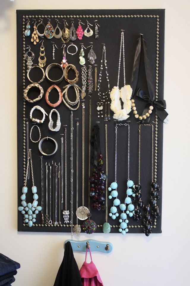 32 best Pinboards Jewelry Organizers images on Pinterest Cork