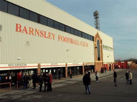Oakwell - External - Barnsley FC