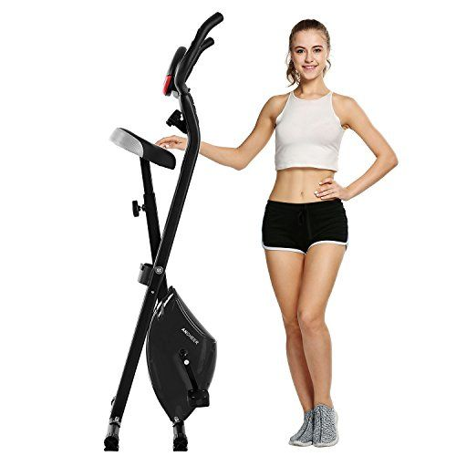 Folding Upright Exercise Bike Indoor Cycling Bike-Seat Height Adjustable 5 tension levels Calories Tracking (BLACK) For Sale https://bestexercisebike.review/folding-upright-exercise-bike-indoor-cycling-bike-seat-height-adjustable-5-tension-levels-calories-tracking-black-for-sale/