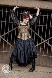Image result for cosplay steam punk for plus size girls