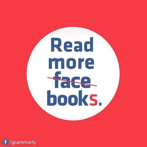 #book #facebook