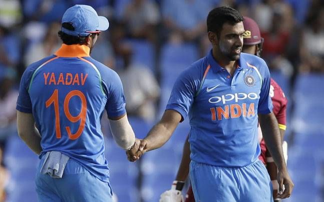 Ravichandran Ashwin 2nd fastest Indian spinner after Anil Kumble to reach 150-wicket mark in ODIs : Cricket, News http://indianews23.com/blog/ravichandran-ashwin-2nd-fastest-indian-spinner-after-anil-kumble-to-reach-150-wicket-mark-in-odis-cricket-news/