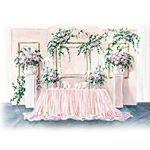 42 отметок «Нравится», 1 комментариев — i0sik Юлия Каюда (@i0sikkayuda91) в Instagram: «Мои эскизы для шикарной свадьбы, очень нежной и романтичной Декор и флористика @farfordecor…»