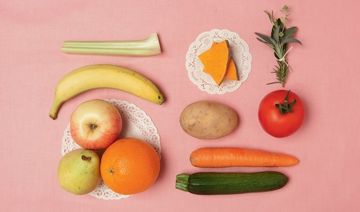 Come organizzarsi: una cassetta di frutta fresca e verdura