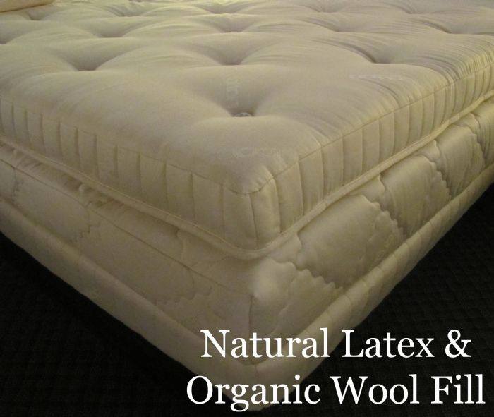 Howson Latex Topper From Dormio Organic Beds