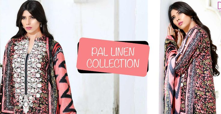 PAL by #dinlifestyle#dinindustries has launched their linen collection.Details on blog  http://shizasblog.blogspot.com/2016/10/pal-linen-collection-2016-by.html #pakistanidresses #pakistanistore #linen #fashionblogger
