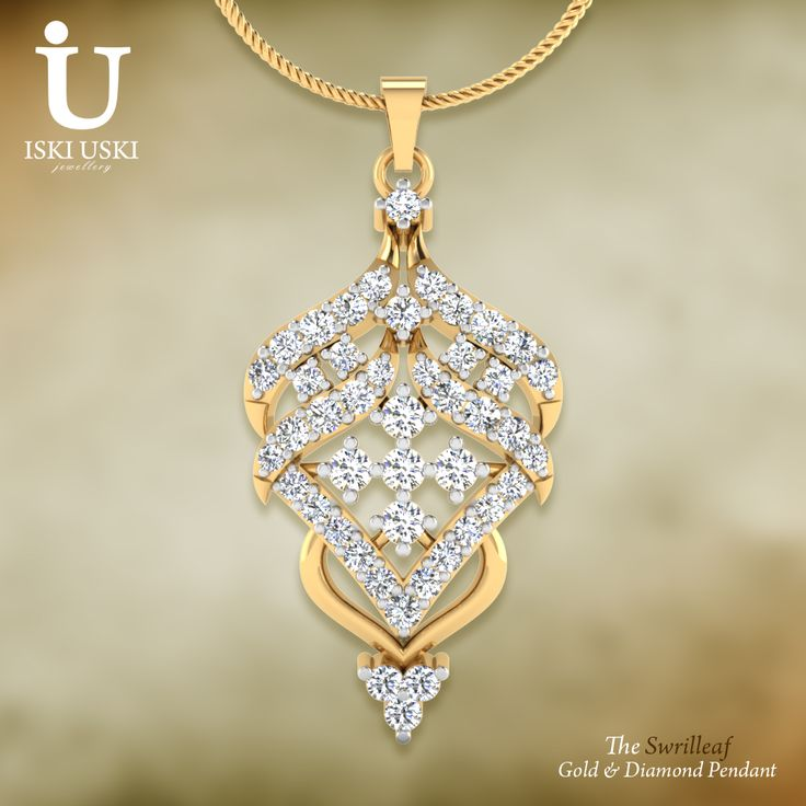 IskiUski offering a ‪#‎large‬ ‪#‎collection‬ of ‪#‎designer‬ ‪#‎gold‬ and ‪#‎diamond‬ ‪#‎pendants‬!! Shop Now: www.iskiuski.com