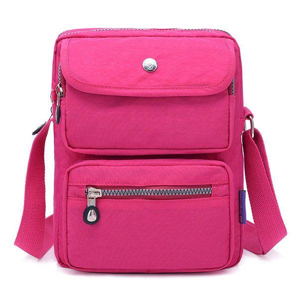 575af2049 Hot-sale designer Women Nylon Travel Passport Bag Crossbody Travel Bag  Useful Shoulder Bag Online - NewChic Mobile