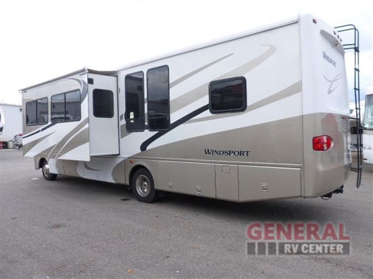 Used 2006 Four Winds RV Windsport 34A Motor Home Class A at General RV | North Canton, OH | #105189