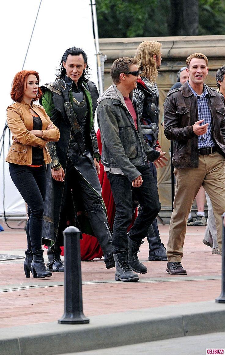 мстители в хорошем качестве смотреть онлайн 2012