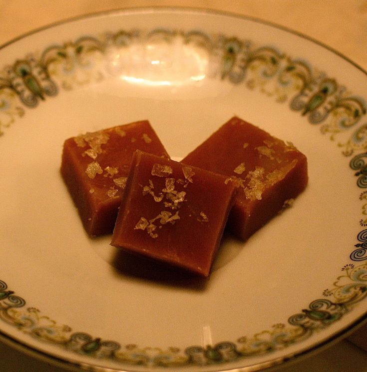 Gry´s lavkarbo: Lavkarbo fudge med havsalt