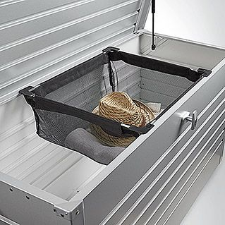 Biohort Garten Aufbewahrungsbox Freizeitbox 130 Quarzgrau 134 X 62 X 71 Cm Stahlblech Bauhaus In 2021 Aufbewahrungsbox Biohort Aufbewahrung