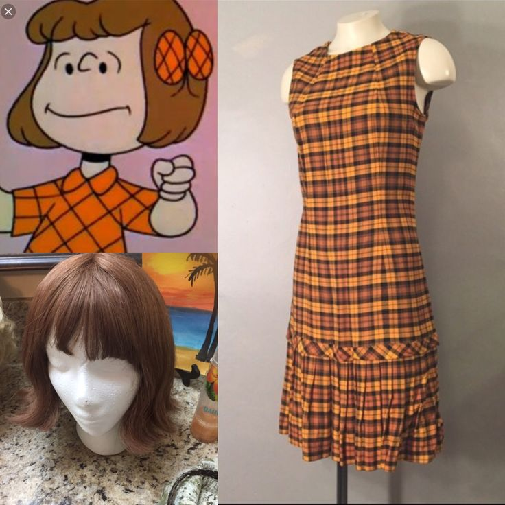 Patty Charlie Brown Christmas costume