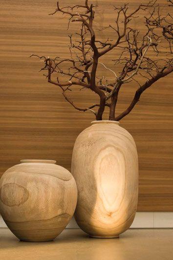 Woody vase - Artiplant