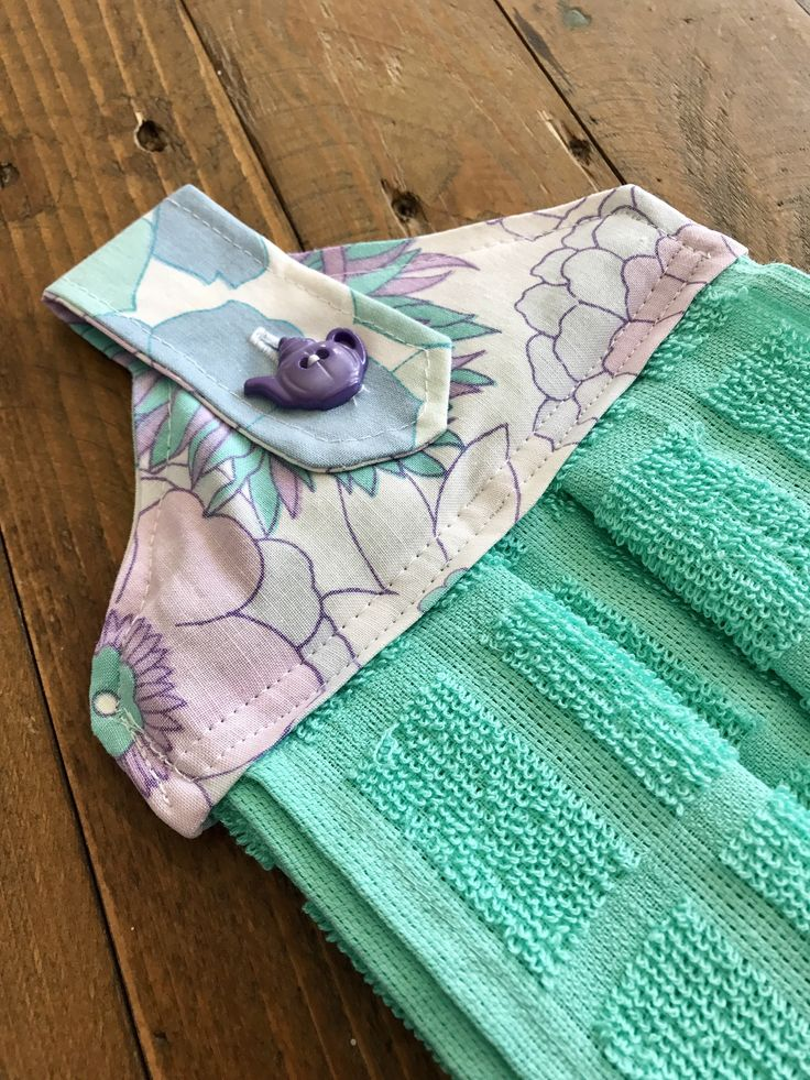 A personal favourite from my Etsy shop https://www.etsy.com/au/listing/538680610/hanging-hand-towel-hanging-towel-tea