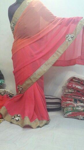 low budget saree