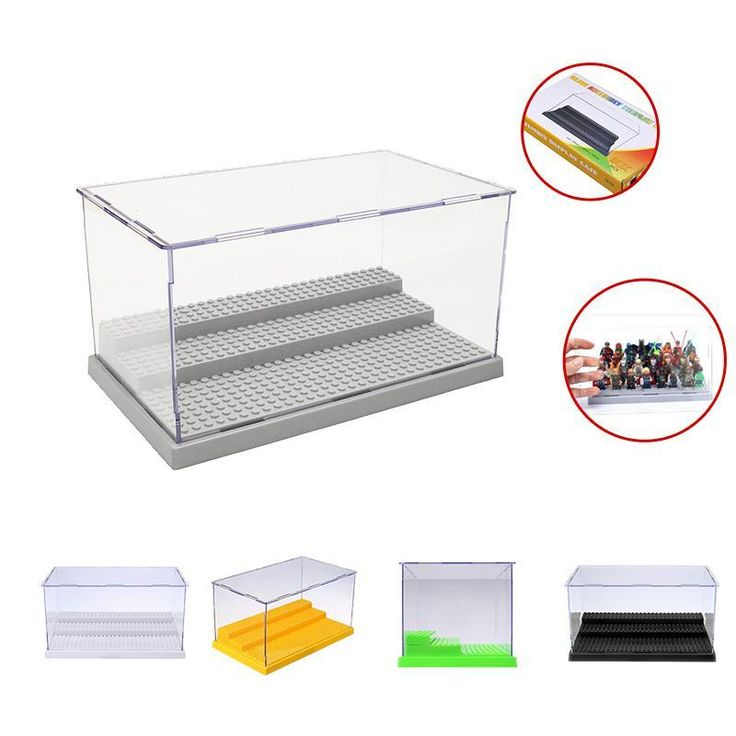 New in our shop! 3 Steps Display Case/Box Dustproof ShowCase Gray Base For LEGO Blocks http://autasticshop.com/products/3-steps-display-case-box-dustproof-showcase-gray-base-for-lego-blocks-acrylic-plastic-display-box-case-25-5x15-5x13-8cm-5-colors?utm_campaign=crowdfire&utm_content=crowdfire&utm_medium=social&utm_source=pinterest