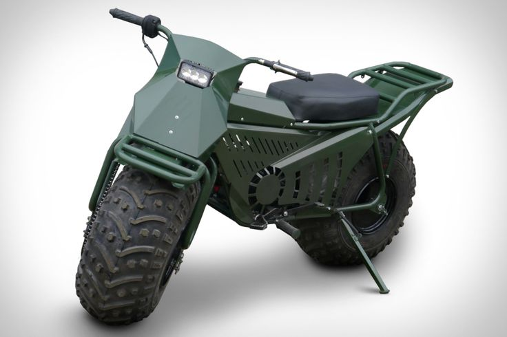 You don't need us to tell you how much fun it is to go off-road in an ATV. But the Tarus 2x2 Motorcycle raises the off-road stakes even higher. This ATV disguised as a motorcycle is capable of slicing through...