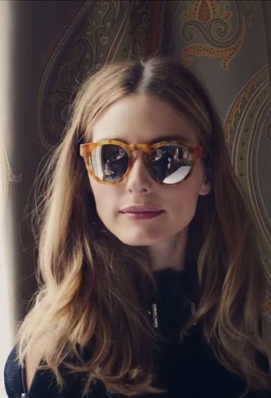 Olivia Palermo's favorite Westward Leaning Sunglasses | @andwhatelse