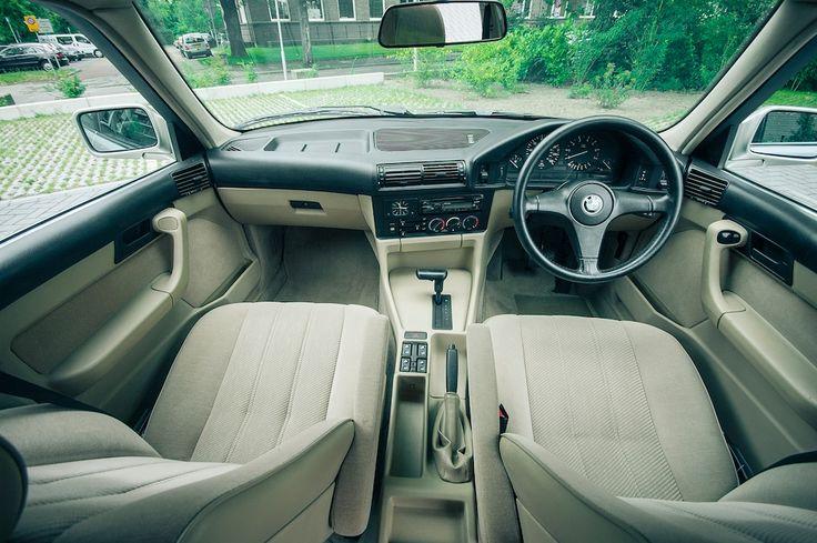 Bmw E34 525i 1990 Interior Right Hand Drive Classic Bimmers Classic Bimmers Bmw E34