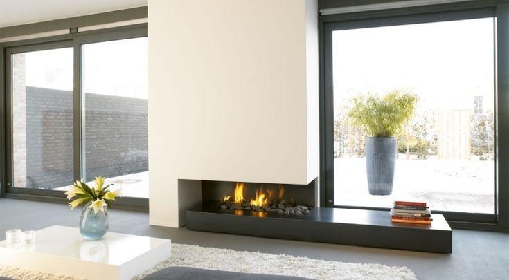chemin e bio thanol jolie et pratique 50 id es pour le. Black Bedroom Furniture Sets. Home Design Ideas