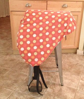 Super simple DIY saddle cover - NO SEWING REQUIRED!!