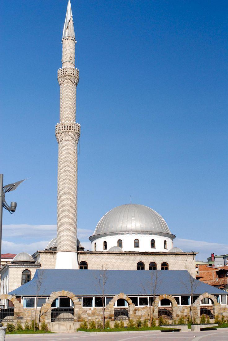 Mosque in Mitrovica, Kosovo