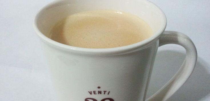 Kawa... zdrowsza z masłem | Przekraczaj Granice
