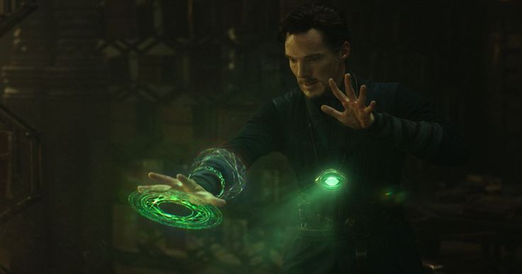 Magia e universos paralelos em novas imagens de Doutor Estranho - Slideshow…