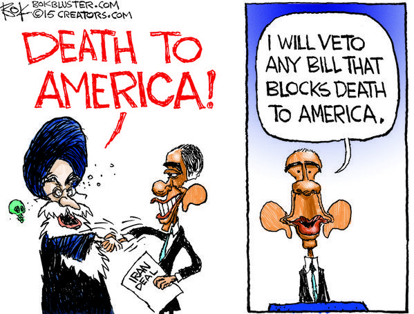 Image result for death to america political cartoon