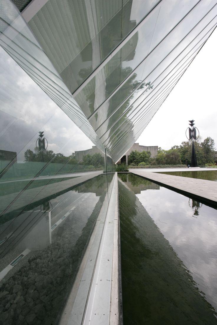El MUAC representa un gran esfuerzo que renueva y amplía las posibilidades de la infraestructura cultural universitaria. Fotografía por: Barry Domínguez.