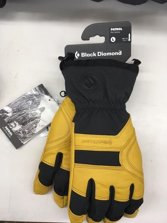 Gloves and Mittens 62172: Black Diamond Patrol Glove Mens Ski Snowboard Warm Waterproof Size Xlarge -> BUY IT NOW ONLY: $75.0 on eBay!