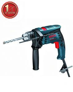 Perceuse à percussion BOSCH PROFESSIONAL 600W 13mm Reverse Rotation  - Ligne BLEU