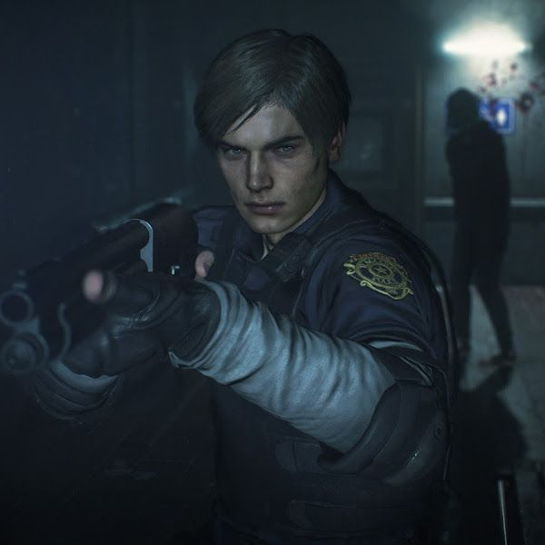 Leon S Kennedy Resident Evil 2 4k 3840x2160 8 Wallpaper For Desktop Laptop Imac Macbook Pc Resident Evil Movie Resident Evil Leon Resident Evil Anime