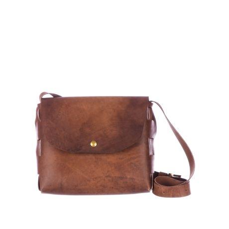 Medium Sling Bag – Light Brown from Ilundi Favourites - R599 (Save 0%)