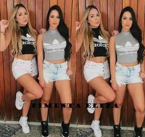 cropped top blusinha gola alta adidas preto / branco / cinza