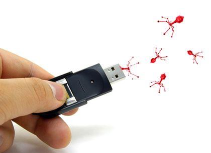 UTILIDADE PÚBLICA - os perigos e os riscos do pen drive (CLIQUE na foto e veja o video)