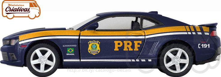 Chevrolet Camaro PRF