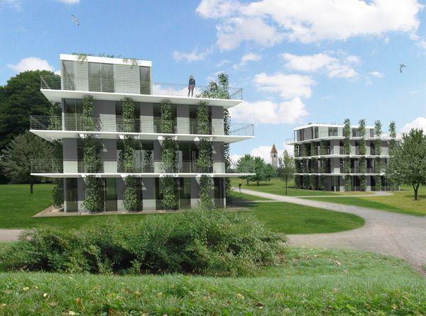 EDYE ARCHITEKTEN Wohnprojekt im Generationenmix