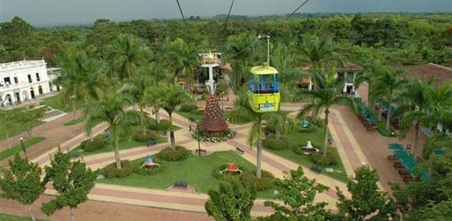 Quindío Turismo :: Parque del Cafe - Quindio - Eje Cafetero