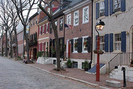Society Hill, Philadelphia