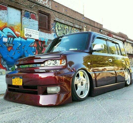 Toyota Scion Xb 2006: 27 Best SCION XB (TOASTER) Images On Pinterest