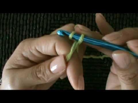 Crochet 101 ~ Learn how to make a Magic Loop aka Magic Circle