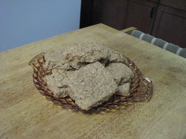 Cape Breton Oatcakes from Food.com:   								This is the best oatcake recipe.  It has the perfect balance between salt and sweet. This recipe comes from the Cape Breton Highlands in Nova Scotia. It is a traditional treat as we have a strong Scottish culture in this province.