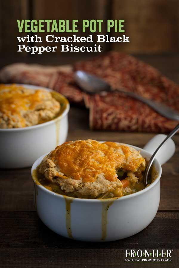 feast vegetarian meals thanksgiving recipes vegetable pot pies ...