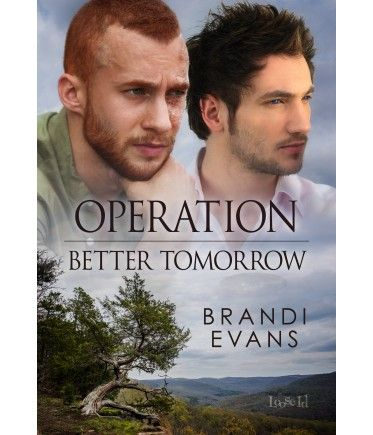 Rock-Hard Heroes 2: Operation Better Tomorrow by Brandi Evans, a gay contemporary romance from Loose Id.