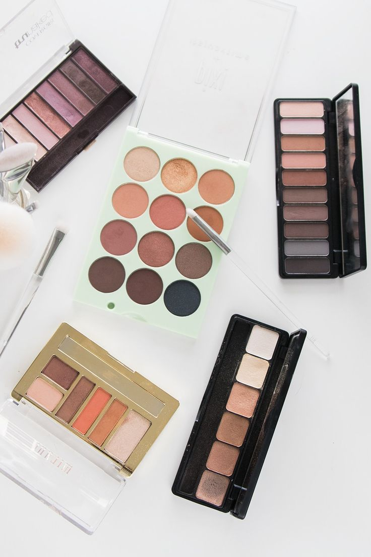 Eyeshadow Palette: Best 25+ Best Drugstore Eyeshadow Ideas On Pinterest